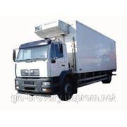 Перевозка грузов, требующих температурных режимов фото