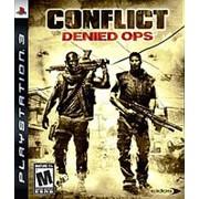 Игра для PS3 Conflict: Denied Ops фото