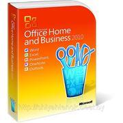 Установка Microsoft Office для дома и бизнеса 2010 (русский) PKC (T5D-00704) фото