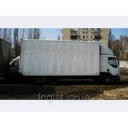 Услуги перевозок по Луганску, Луганской области цельнометами фото