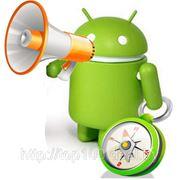 Установка навигации на смартфоны с GPS фото