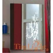 Зеркало с подсветкой фото