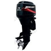 2х-тактный лодочный мотор Mercury 75 ELPTO фото
