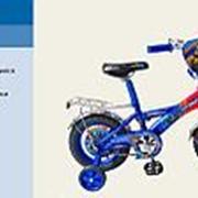 "Детский велосипед ""Оптимус Прайм"" 171225 12д фото"