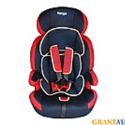 Кресло детское автомобильное PAN-ASIA LB-515 SZF-Lux красное фото