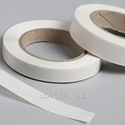 Скотч двухсторонний на бумажной основе 6 мм х 50 м (90 мкм) фото