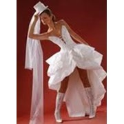 Пошив свадебных фат по индивидуальным заказам фото