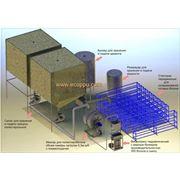 Мобильный завод по производству блоков из полистиролбетона фото