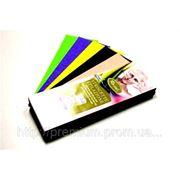 Цветная бумага для депиляции фото