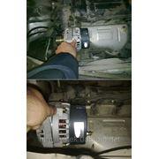 Установка болгарского 115 амперного генератора на Чери Донецк фото