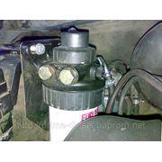 Установка фильтра сепаратора на Iveco Daily фото