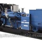 Стационарная электростанция SDMO EXEL X1000C в открытом исполнении фото