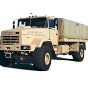 Бортовой армейский автомобиль КрАЗ-5233ВЕ фото