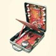Наборы подарочные для пикника в дипломатах-кейсах фото