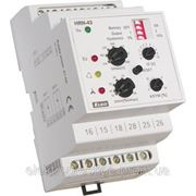 Реле контроля напряжения в 3- фазних сетях HRN-43N AC/DC24 фото