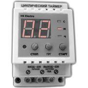 Таймер циклический (Интервальный таймер) Т-16ц фото