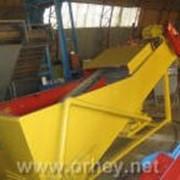 Машина вентиляционно-моечная Т1-КУМ-5 роликового или сеточного типа. Машины для мытья плодов и овощей фото