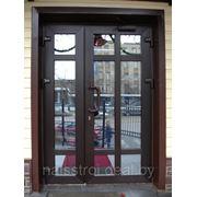Заполнение оконных и дверных проемов фото