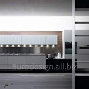 Современная кухняAlluminio фото
