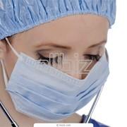 Маски медицинские фото