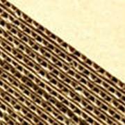 Картон для плоских слоёв гофрокартона фото