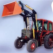 Ковш для корнеплодов и сыпучих грузов ПК-0,8 фото