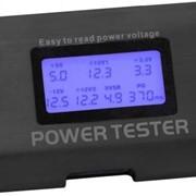 ATX LCD тестер компьютерных блоков питания фото
