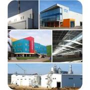 Проектирование объектов промышленного назначения, Промышленные объекты фото