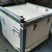Ящики специализированные под оборудование. фото