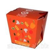 Упаковка для еды ( Лапша/ Рис/ Салат ) фото