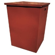 Контейнер для ТБО, контейнер для мусора фото