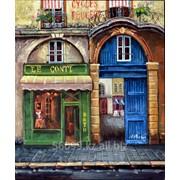 Французские улочки фото
