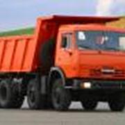 Самосвал КАМАЗ-6540 фото