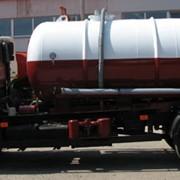 Вакуумная машина (Ассенизатор) КО-503В на шасси Foton фото