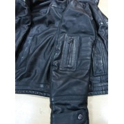 Ремонт кожаных курток, одежды из кожи фото