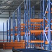 Профессиональный монтаж складского оборудования. Планирование складского оборудования Монтаж складского оборудования Проектирование схем расстановки складского оборудования. фото