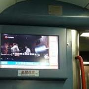 Реклама на Led-дисплеях в общественном транспорте фото