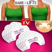 Наклейки для груди «невидимый бюстгальтер» Bare Lifts фото