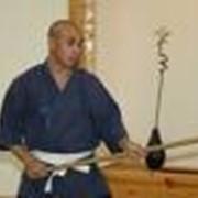 Тренировка с оружием (меч, палка, нож) фото