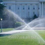 Системы полива (роторный дождеватель) фото