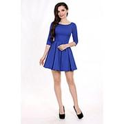 Короткое вечернее платье p0482 фото