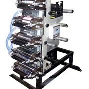 """Флексографическая печатная машина """"Альта"""" для печати в 5 цветов с высечной секцией Украина, купить, заказать, цена, прайс, от производителя фото"""