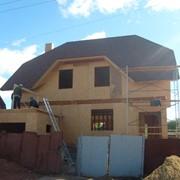 Строительство домов по технологии СИП/SIP. Дома каркасные деревянные фото