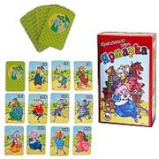 """Карточная игра """"Ярмарка"""", Задира-Плюс, 109 карт, 3+, 3425 фото"""