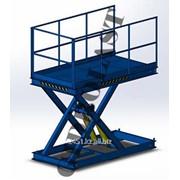 Стол повышенной грузоподъемности Gidrolast HX3000.2400.6000.1150 фото