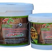 Декоративные пропитки для древесины и деревянных изделий OSPREY фото