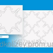 Плита потолочная белая 50х50см Арт3702 фото