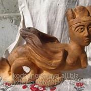 Скульптура Сирин модель 153 фото