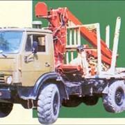Погрузчик лесной гидравлический ПЛГ-50 фото