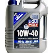 Моторное масло LIQUI MOLY SAE 10W-40MoS2 LEICHTLAUF 5л. фото